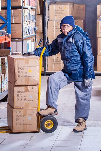 Logistyka - kierunek warty uwagi