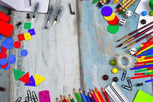 jakie przybory kupić dziecku do szkoły?